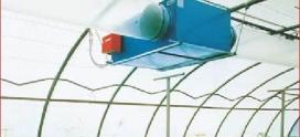 Générateur d'air chaud au sol ou suspendu à gaz ou fuel