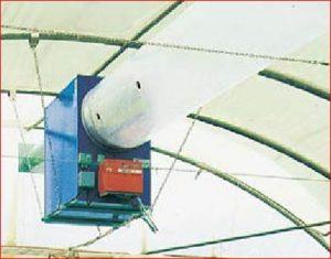 générateur air pulsé AGRI suspendu