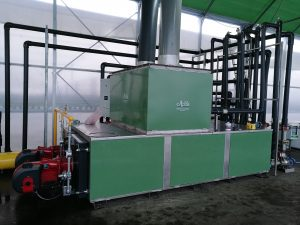 chaudiere caldor 2500kW