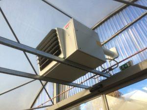aérotherme gaz à condensation mixty
