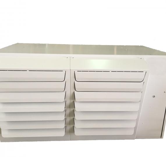Aérotherme MIXTY : l'aérotherme gaz à condensation idéal pour vos serres