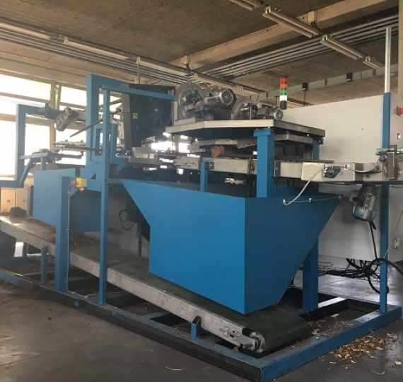 Conception d'une machine «écolo»  de recyclage de sacs de substrats avec le lycée Vauvenargues