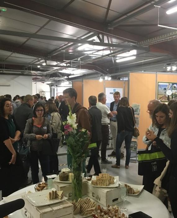 JOURNEE TECHNIQUE NATIONALE : INNOVATIONS EN SERRE ( fraise, tomate, concombres) AU CTIFL DE BALANDRAN (30) le 4 octobre 2018