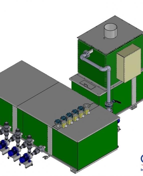 Le réservoir d'eau chaude Open Buffer